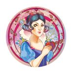 snow white mirror by audreymolinatti