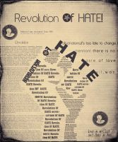 Revolution Of Hate by MikiMikibo