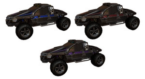 Player Studio - Harasser Classic Muscle Rims by MaceMadunusus