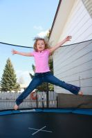 Stock Image Jumping by mindym306