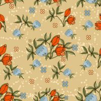 Vector Seamless Pattern 410 by cristina012