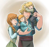 Family - KristAnna by NightLiight