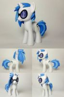 Vinyl Scratch DJ PON-3 G4 Custom Pony by Oak23