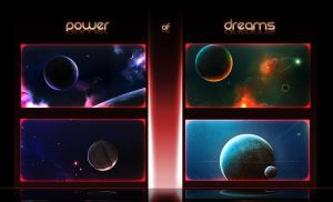 Power of dreams by Skylooks