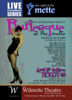 Burlesque at the Mette by mtucker