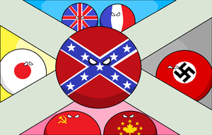 CSA : The Confederate States of America by bI777