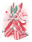 Mochi The Lurantis by NebulaWords
