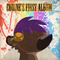 Album Cover Codines First by Edorisuke