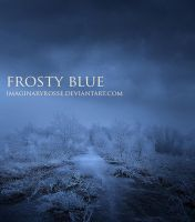 Frosty Blue by ImaginaryRosse