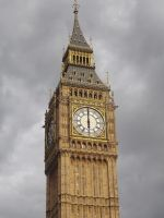 Big Ben At 6 O'Clock by TheRightWriter