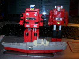 my small gobots collection by lovefistfury
