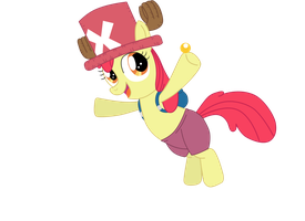 Applebloom Chopper by LightDegel