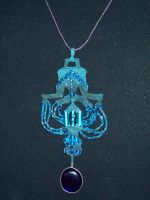 WATER AMULET by Peter-The-Knotter