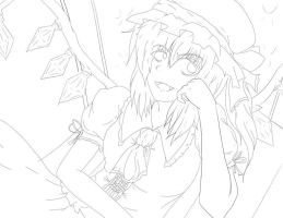 WIP: The Emobiement of Scarlet Devil by Shikur0o
