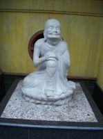 Buddha Statue by superlibbie