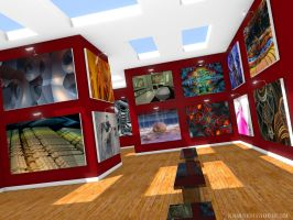 Blender Art Gallery by VickyM72