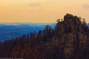 Black Hills in Regression by FramedByNature
