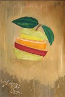 An Apple .. Kind Of by Bader-A-S