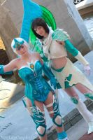 Dragoons Transformed by FireLilyCosplay