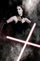 Female Lord of the Sith by Sheikahchica