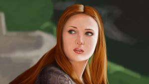 Sansa Stark by Octavia-Moon