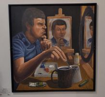 The truth about self portraits by PeterPainter