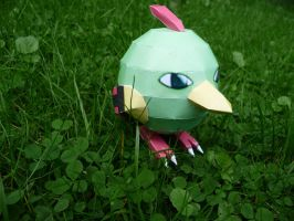 Natu Papercraft by dodoman75
