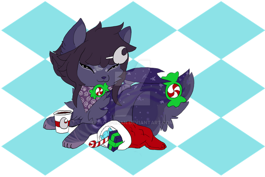 Stockings and Hot Chocolate for 1~~ by 0Koji-chan