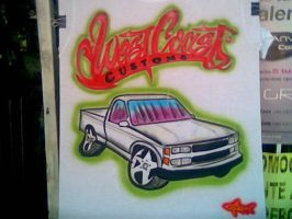 WESTCOAST CUSTOMS by javiercr69
