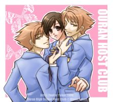 Ouran Host Club - Our World by YoukaiYume
