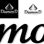 Loose Diamond Logo by sixthlife
