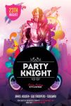 Party Knight Flyer by styleWish