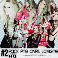 2 Pack Png de Avril Lavigne by TeamTwi-KikisArt