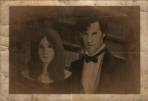 Miss Pond and Dr. John Smith by Apple-Cake