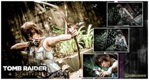 Tomb Raider (2013) Cosplay by mkMorreaux