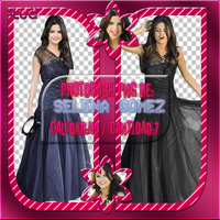 +Photopack Png De Selena Gomez -Who Says-PartyPngs by ludmiladossantosrego