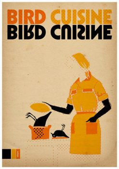 bird cuisine by mbym