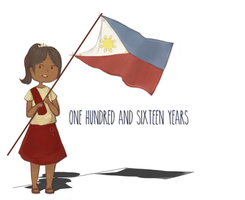 Philippine Independence 2014 by arivetti