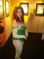 Poison Ivy Cosplay. by Sahh