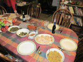 2014 Thanksgiving Meal by BigMac1212