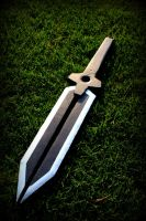 Darker than Black - Hei's dagger by CosplayGearHouse
