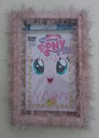 Graded Comic Book Frame: Special Fluffle Puff ed. by Lil-Dash