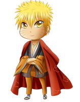 Prize contest: Naruto Sennin by Thanysa