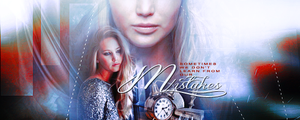 Mistakes Signature by LexyLust