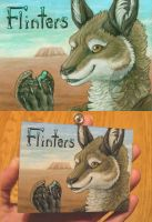 Flinters badge by Shadow-Wolf