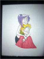 Cany and May by Anime-Ani