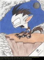 PARANORMAL DIB: WOLF DIB by CHICAIRKEN