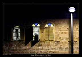 God, Please Light My Way by Aderet
