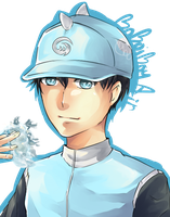 BoBoiBoy Air by RedBloodyRose