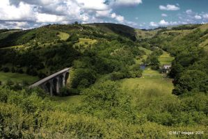 Monsall Dale by MichaelJTopley